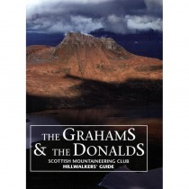 The Grahams & The Donalds: Scottish Mountaineering Club Hillwalkers Guide by Scottish Mountaineering Trust