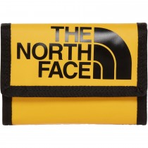 TNF Base Camp Wallet - TNF Yellow/TNF Black
