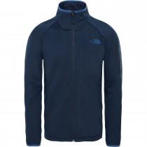 The North Face Borod Full Zip Fleece Jacket - Urban Navy