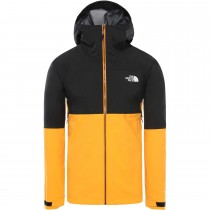 The North Face Impendor FutureLight Jacket - Men's - TNF Black/Flame Orange