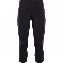 The North Face Women's Motivation High Rise Pocket Crop - TNF Black