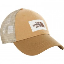 The North Face Mudder Trucker Hat - Bamboo Yellow