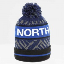 The North Face Ski Tuke V - TNF Black/TNF Blue Multi