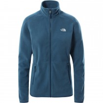 The North Face 100 Glacier Fleece Jacket - Women's - Monterey Blue