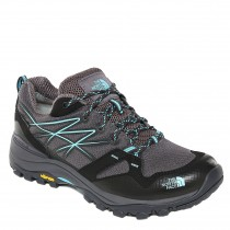 The North Face Hedgehog Fastpack GTX Women's Hiking Shoes - Blackened Pearl/Meridian Blue