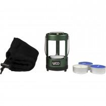 UCO 4 Hour Mini Candle Lantern Anodised Kit
