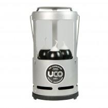 UCO 9 Hour 3 Candle Candlelier Lantern  - Aluminium