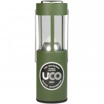 UCO 9 Hour Original Candle Lantern - Green - Open
