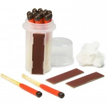 UCO Survival Stormproof Match Kit with 15 Matches
