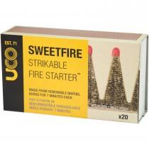 UCO Sweetfire Strikeable Firestarter 20pk