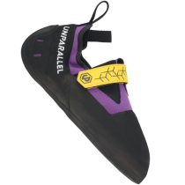 Unparallel Up-Rise Pro Rock Climbing Shoe - Purple Fiction/Yellow Star