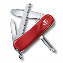 Victorinox Junior 09 Pocket Knife - Red