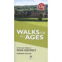 Walks for All Ages: 20 Circular Walks in Peak District