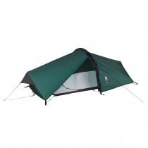 Wild Country by Terra Nova Zephyros Compact 2 Backpacking Tent - Green