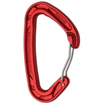 Wild Country Helium Karabiner Red