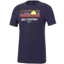 Wild Country Stamina Tee - Men's - Astral Heritage