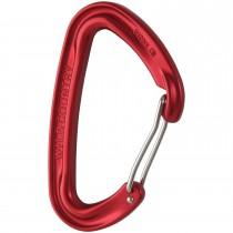 WILD COUNTRY - Wild Wire II Wiregate Karabiner - Red