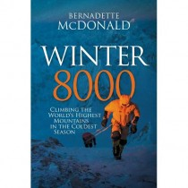 Winter 8000: Bernadette McDonald