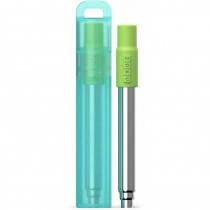 Zoku Reusable Pocket Straw - Teal