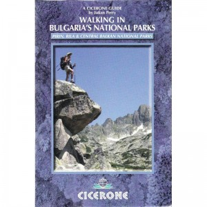 Walking in Bulgarias National Parks by Cicerone