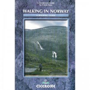 Walking in Norway by Cicerone