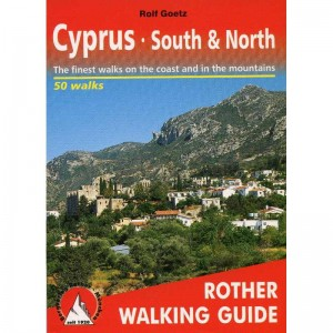 Cyprus South & North by Bergverlag Rother
