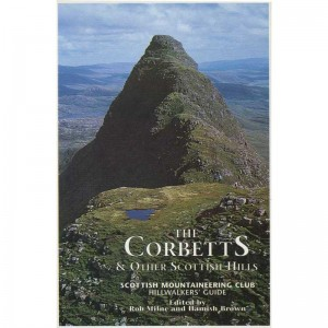 The Corbetts & Other Scottish Hills by Scottish Mountaineering Trust