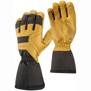 Black-Diamond-801528-Natural-Crew-Gloves