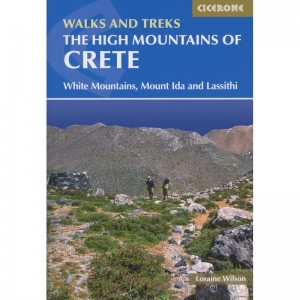 The High Mountains of Crete by Cicerone