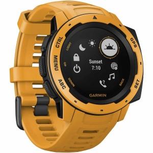 Garmin Instinct GPS Watch - Sunburst