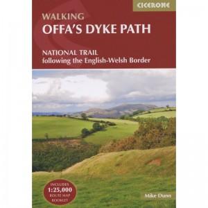 Walking Offas Dyke Path by Cicerone