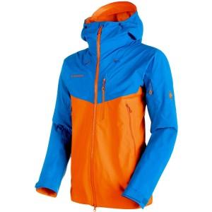 Eiger Extreme Nordwand Pro HS Hooded Jacket - Men's - Sunrise/Ice