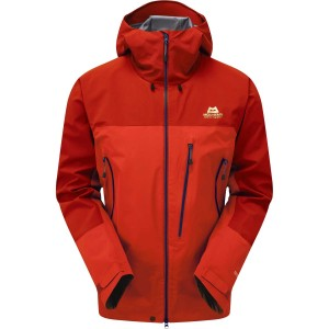Mountain Equipment Lhotse Jacket - Imperial Red/Crimson