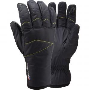 Montane Prism Glove - Black/Kiwi