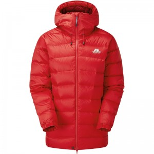 Mountain Equipment Senja Down Jacket - Women's - Barbados Red