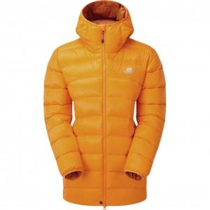 Mountain Equipment Skyline Down Jacket - Women's - Orange Sherbert