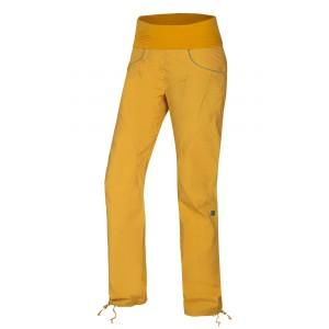 Ocun Noya Women's Climbing Trousers - Yellow/Bue