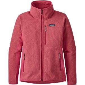 Patagonia Performance Better Sweater Jacket - Women's - Reef Pink