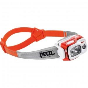Petzl Swift RL Rechargeable Headtorch - Orange