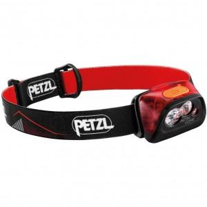 PETZL - Actik Core Rechargeable Headtorch - Red