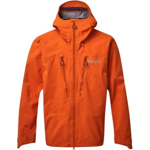Rab Latok GTX Waterproof Jacket - Men's - Firecracker