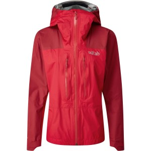 Zenith Jacket - Women's Waterproof - Crimson