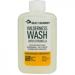 Sea to Summit Wilderness Wash Citronella 89ml