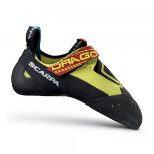 SCARPA Drago Climbing Shoe - Yellow