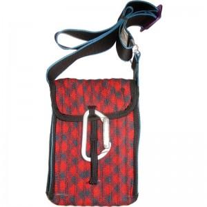 Scavenger Small Karabiner Bag - Red