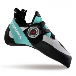 Tenaya Oasi LV Women's Climbing Shoe - White/Aqua