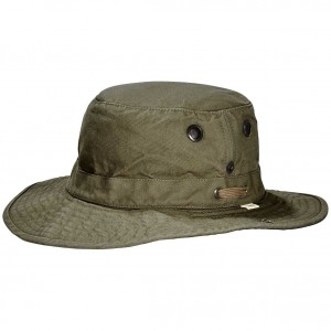 Tilley Wanderer Hat - Olive