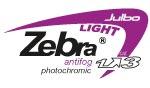 Zebra Light Photochromic Lens 1-3