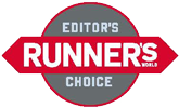 Runner's World magazine - Editor's Choice