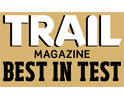 Trail magazine - Best in Test